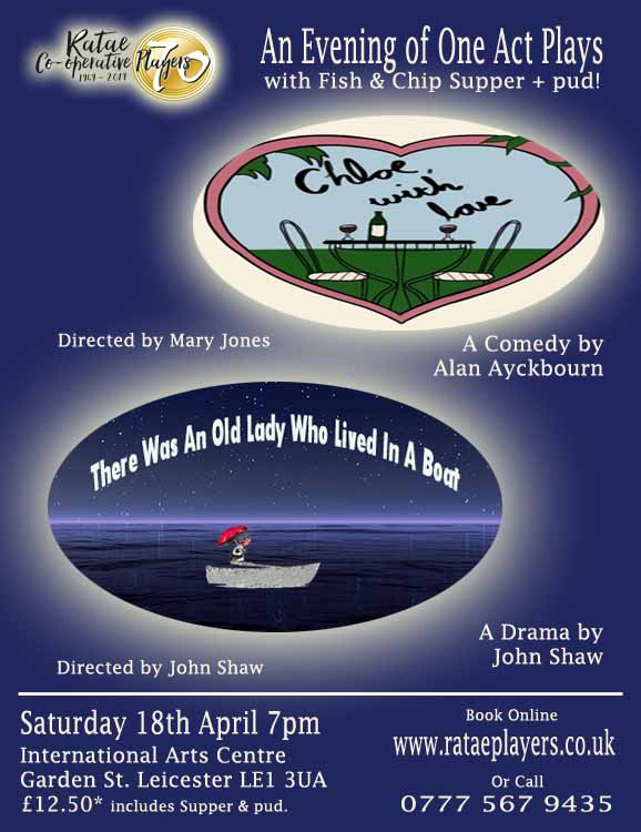 An Evening of One Act Plays poster